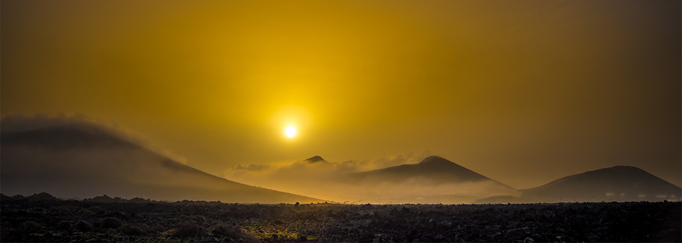 Lanzarote Volcanos photo workshop