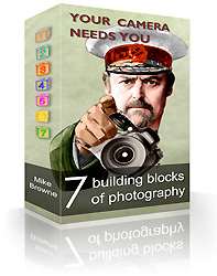 Photography Course - 7 building blocks of photography