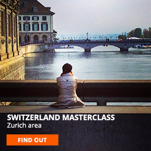 Switzerland photography workshop zurich