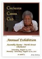 Chichester camera club exhibition