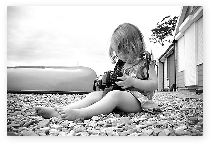 photographing children tips
