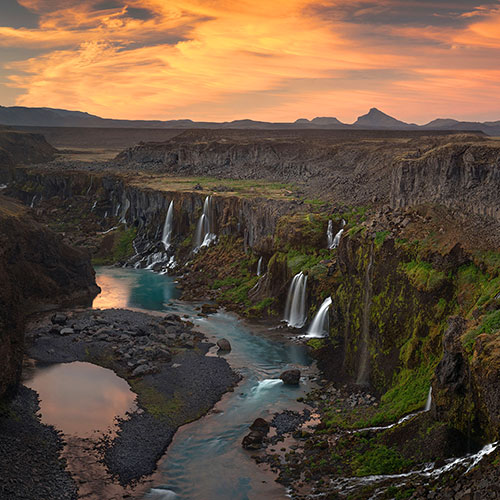 Iceland photo workshop south highlands