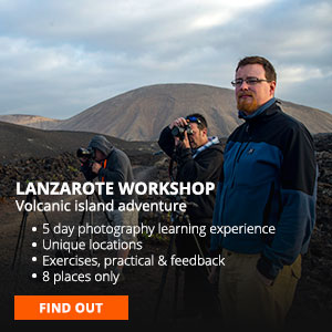 photography workshop lanzarote