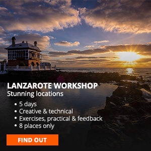 Lanzarote Workshop Sunrise
