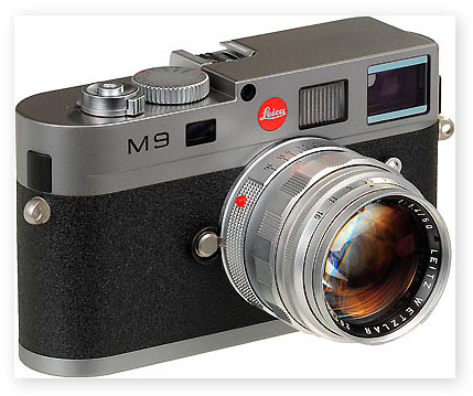leica m9 mirrorless