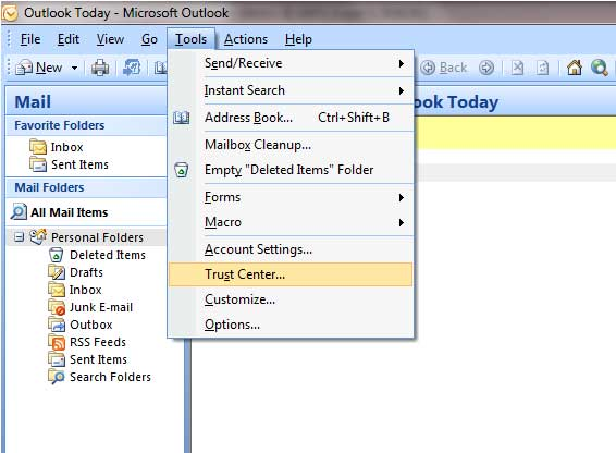 outlook-html-screen-1