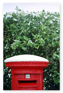 snow-post-box