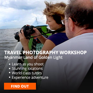 Travel Photography workshop Burma