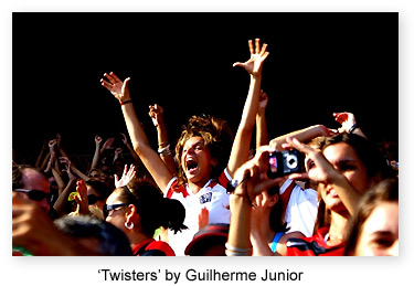 'Twisters' by Guilherme Junior