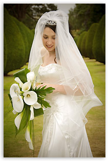 wedding course bride